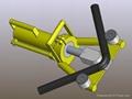 手提式钢筋弯曲机 5