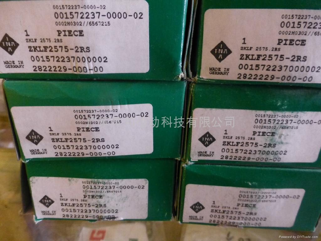INA BEARING ZKLF2068-2RS 5