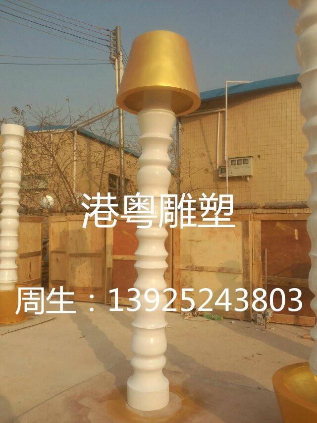 酒店裝飾造型柱子羅馬柱 5