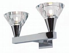 LED水晶床头壁灯