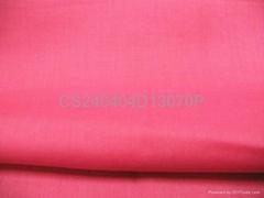 玫瑰紅彈力棉布40S40S13070