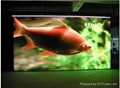 Advertising Full color Video Wall P10