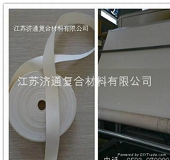 供應高壓絕緣硅膠布