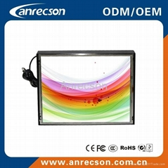 15 inch High Brightness Open Frame Monitor with IR Touch
