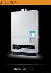 12L constant temp. tankless gas hot water heater