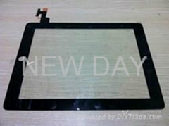 Capactive touch screen for IPAD