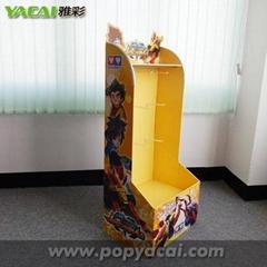 POS Toy Floor Stands