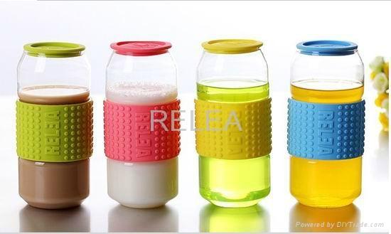 RELEA Best Seller Glass Tea Cup  1