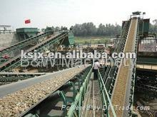 long width rubber belt conveyor