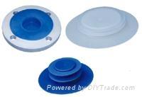 Plastic Flange Cover