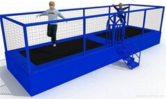 2014 New Kids Indoor Trampoline