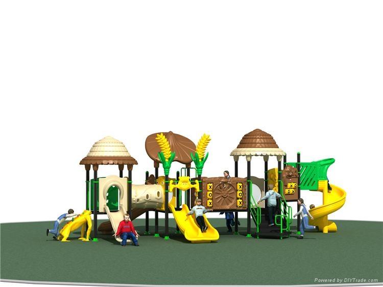 幼儿園儿童滑滑梯 1