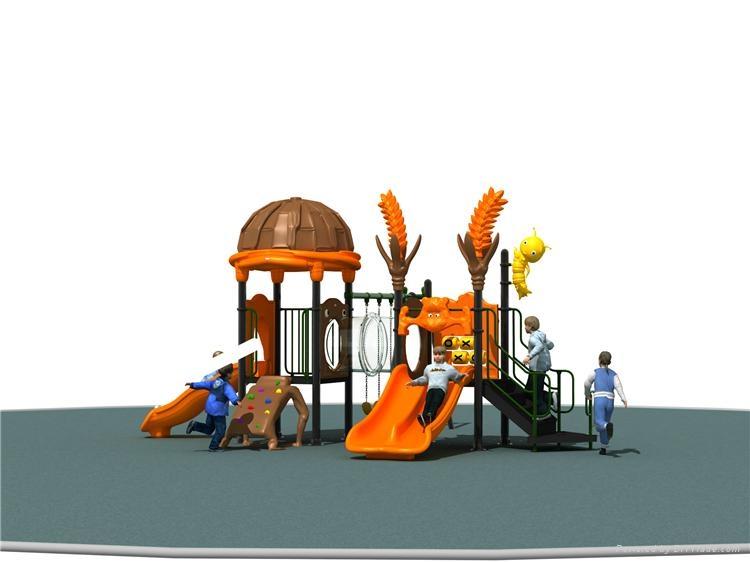 幼儿園儿童滑滑梯 5