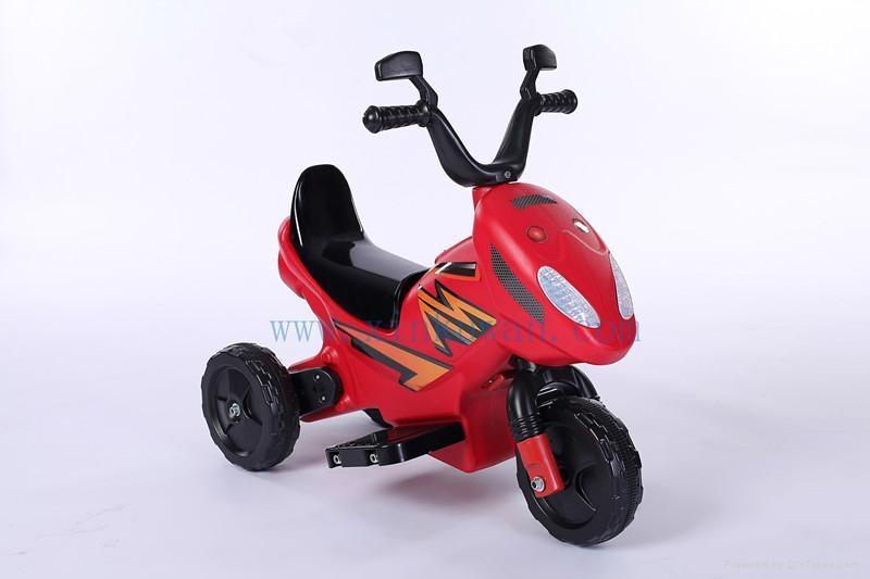 酷小孩沙滩电动童车 3