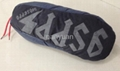 Patched polyester fabric with filling indoor boots slipper for women 36-41 3