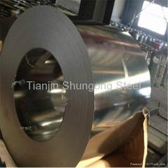 coil steel hot dip galvanized steel zinc coated steel coil
