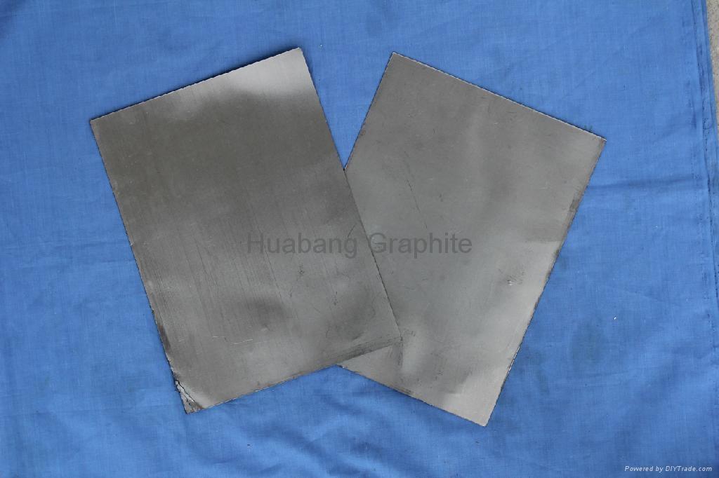 95 carbon content graphite paper sheet hbs101 huabang china