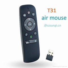 fly air mouse android tv remote control