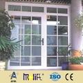 Zhejiang AFOL casement window with blinds 5