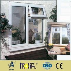 pvc awning window