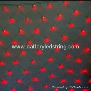 2mx2m 210led outdoor red led net lights for outdoor tree. Black Bedroom Furniture Sets. Home Design Ideas
