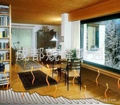 成都博世地暖壁挂爐