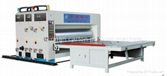 Corrugated Paperboard Flexo Ink Printing Rotary Die Cutting Slot