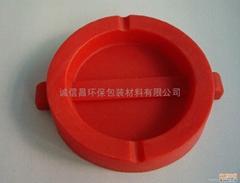 硅胶制烟灰缸