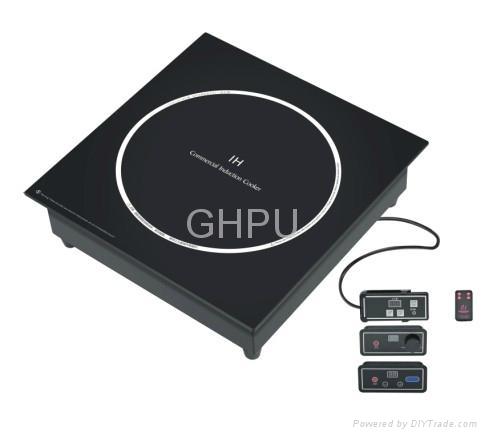 GHPU赛锦火锅店专用电磁炉 4