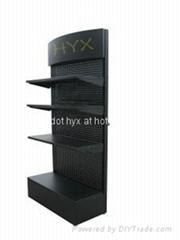 Metal Display Rack Stand Cases
