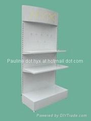 Metal Stand Shelf Display Racks