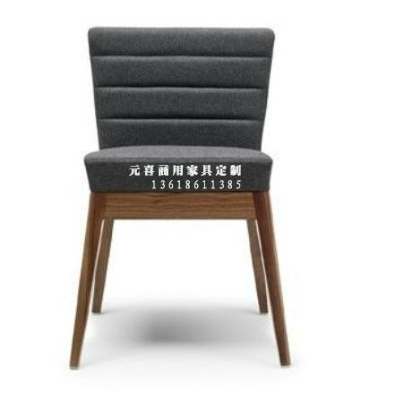 餐厅软包餐椅 4