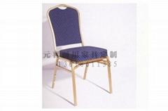 餐厅铁艺餐椅