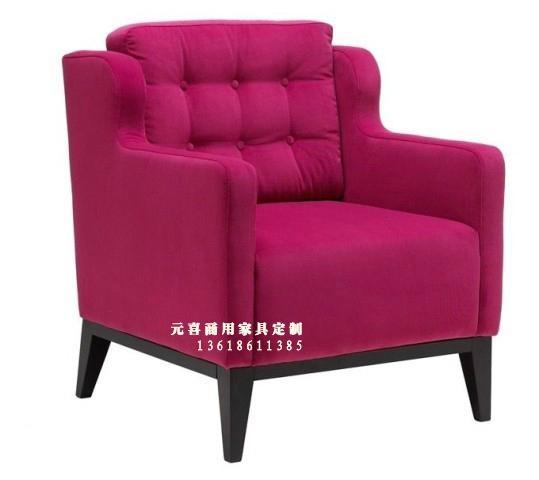 餐厅单人沙发 3