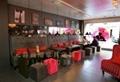 武汉餐厅长条卡座