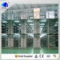 steel mezzanine and platform