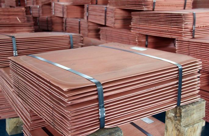 Copper Ingot - purity99%-99.9% - TIANJIN GAO