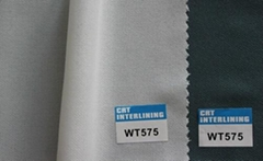 Fusible Interlining-Woven Stretch interlining-WT575(interfacing)