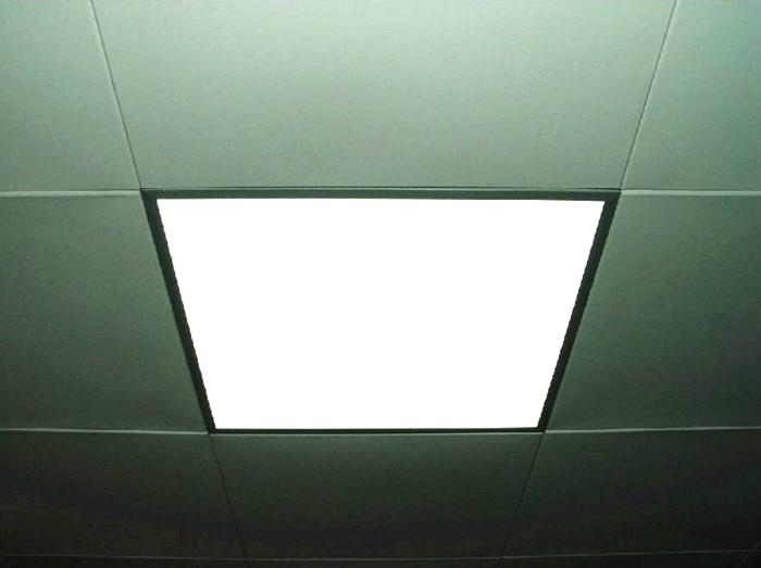 5000k Light Output Fit Into 24 X 24 Inch Grid Ceiling Led Pendant Lights Jh Pl 36w 0606