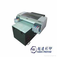 inkjet flatbed leather printer
