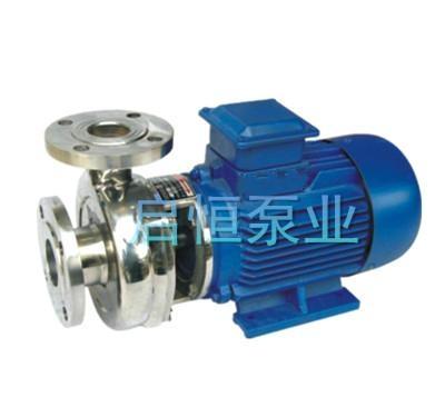 F型不鏽鋼耐腐蝕離心泵 1
