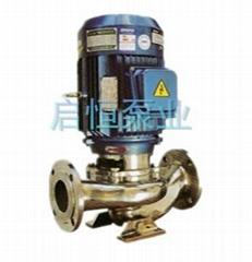 GDF不鏽鋼耐腐蝕管道泵