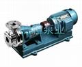 KF托架式不鏽鋼耐腐蝕離心泵