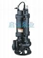 WQ無阻塞污水污物泵