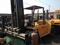 Used 10T Komatsu PO1000 Forklift