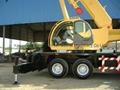 Used Tadano GT-650E MobileTruck Crane