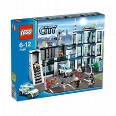 LEGO 7498 City Police St