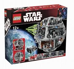 LEGO 4657612 10188 Death