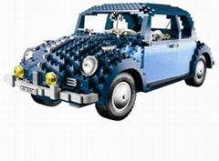 LEGO Volkswagen Beetle 1