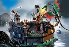 LEGO 7019 Viking Fortres
